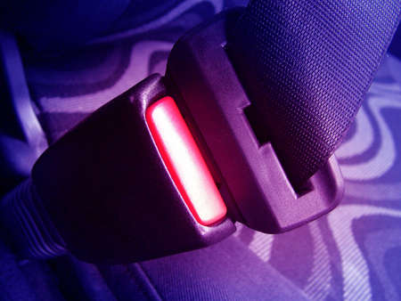 shunt: seat belt