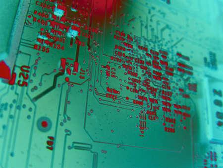 Circuit board Stock Photo - 368025