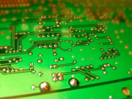 megabytes: Circuit board
