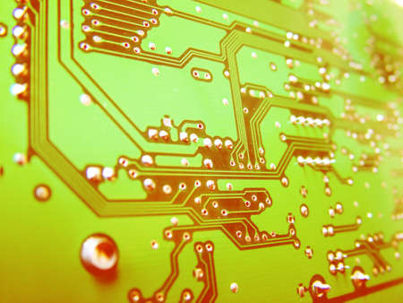 ic: Circuit board