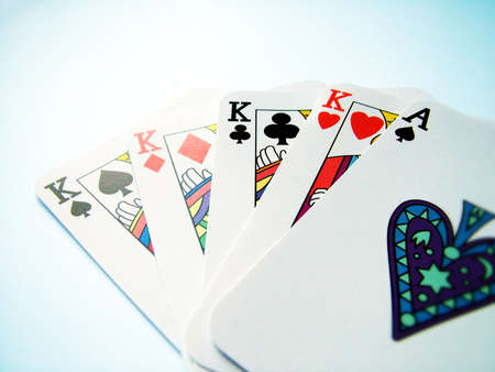 notions: playing cards