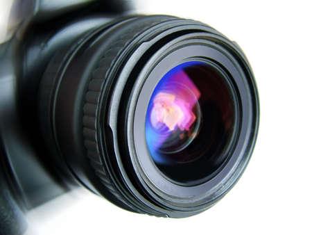 camera lens: camera lenzen