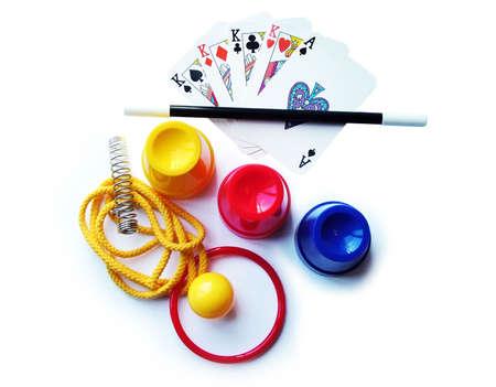 soothsayer: magic tricks