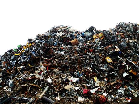 Rubbish tip Stock Photo - 367952