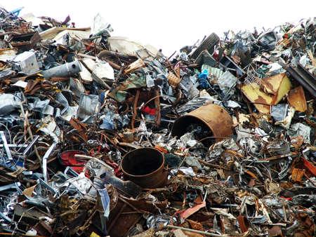 unclean: Rubbish tip