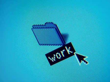 shareware: Desktop folder