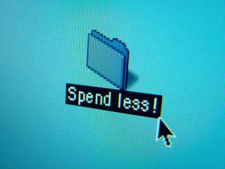 spend less photo