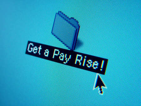 Get a pay rise photo