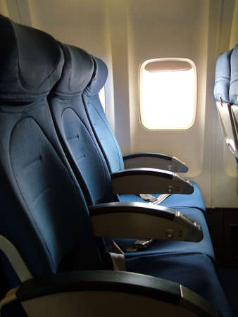 Aircraft seats Stock Photo - 369646