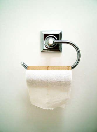 papel higienico: Sostenedor del rodillo del tocador