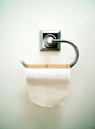 holder: Toilet roll holder