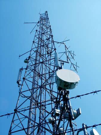 starr: Telefon Mast