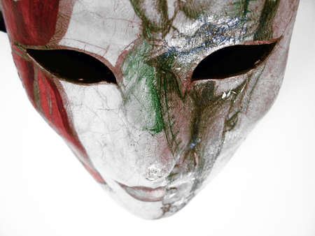 Theatrical Mask photo