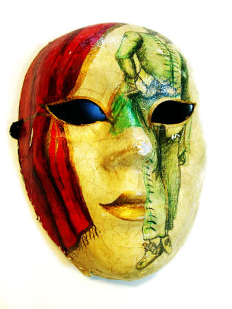 Theatrical Mask Stock Photo - 371115
