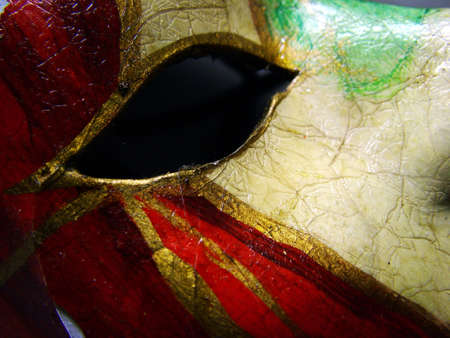 Theatrical Mask Stock Photo - 371110