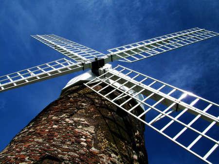 Windmill Stock Photo - 371061