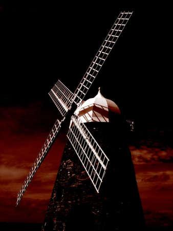 stock photography: Windmill