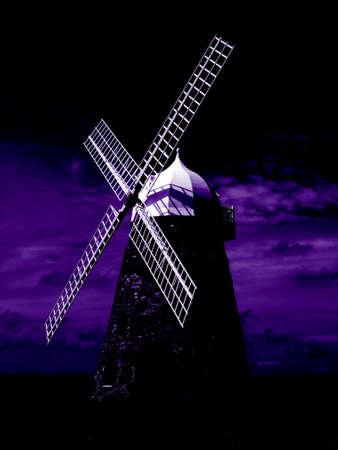Windmill Stock Photo - 371052