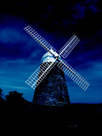 Windmill Stock Photo - 371048