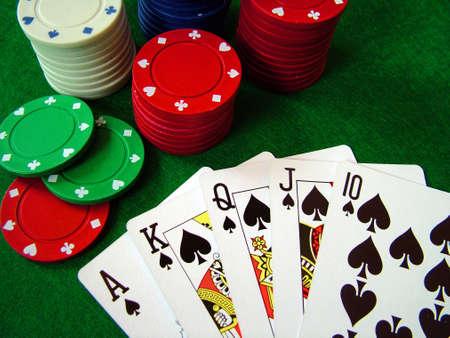 luckiness: poker