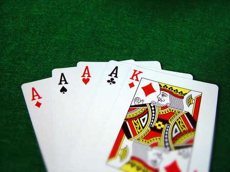 sean gladwell: Carte da gioco poker chips