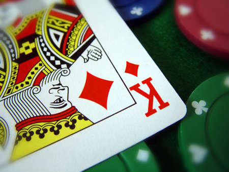 luckiness: Cards Playing Cards Poker Chips