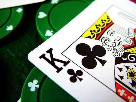sean gladwell: Carte di carte da gioco poker chips