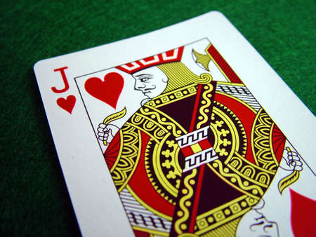 gambling counter: Jack of Hearts Editorial