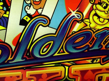 slot machine Stock Photo - 377735