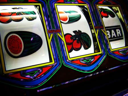 Slot Machine Stock Photo - 377711