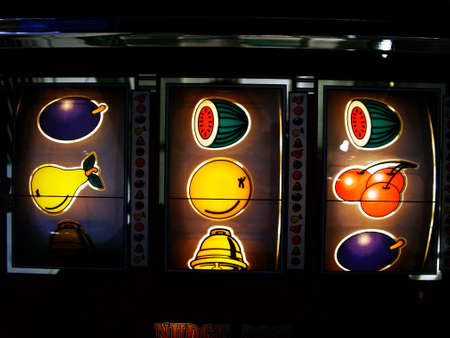 Fruit Machine Stock Photo - 377696