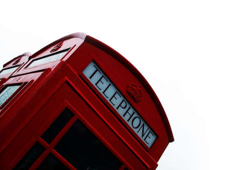 phonebox: Red Telephone Box