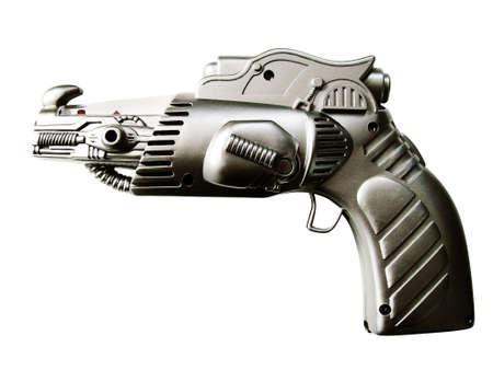 marksman: Space Gun Stock Photo