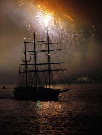 trafalgar: Trafalgar Firework 200th Celebration