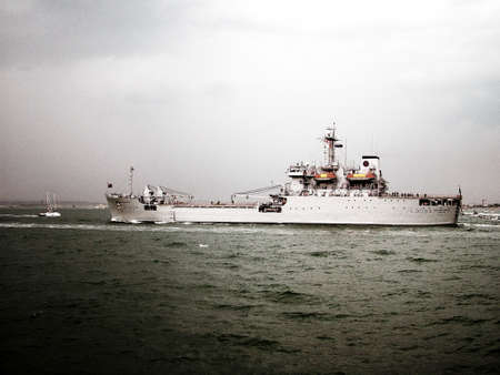 mococa: Battle ship