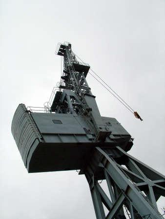 Harbour Crane Stock Photo - 377586
