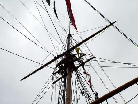 Ships Mast photo