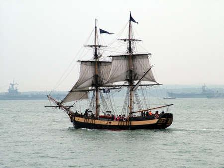 rigger: Tall Sail Ship
