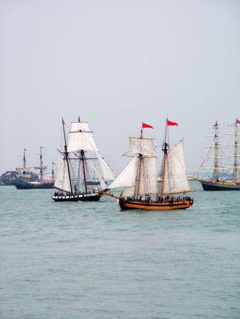 Tall Ships Segel