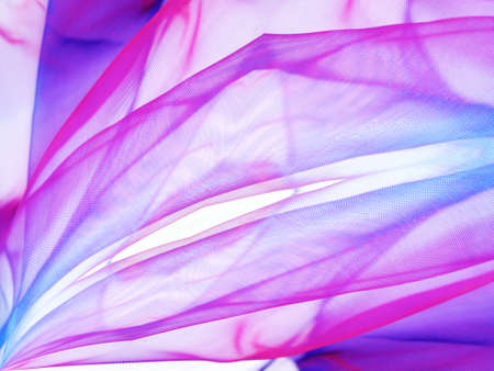 wobble: abstract silk background