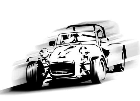 time drive: Racing Car