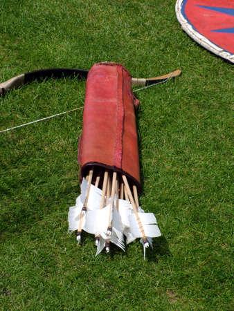 bowman: arco e freccia