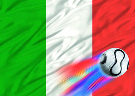 the world cup: coppa del mondo italia Archivio Fotografico