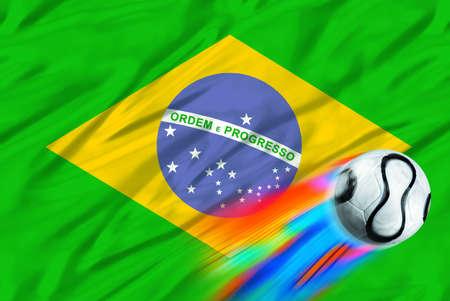 sean: Campionato del Mondo Brasile  Archivio Fotografico