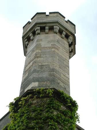 ufortyfikować: wieża