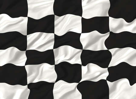 chequer: Chequred Flag
