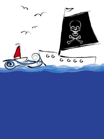 pirate Stock Photo - 622210