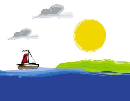 sailing Stock Photo - 622214