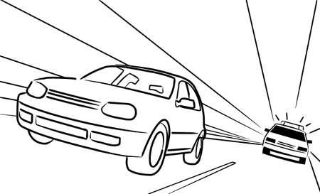 motoring: police