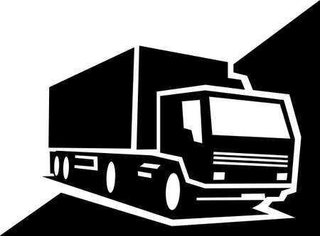 removal van: lorry